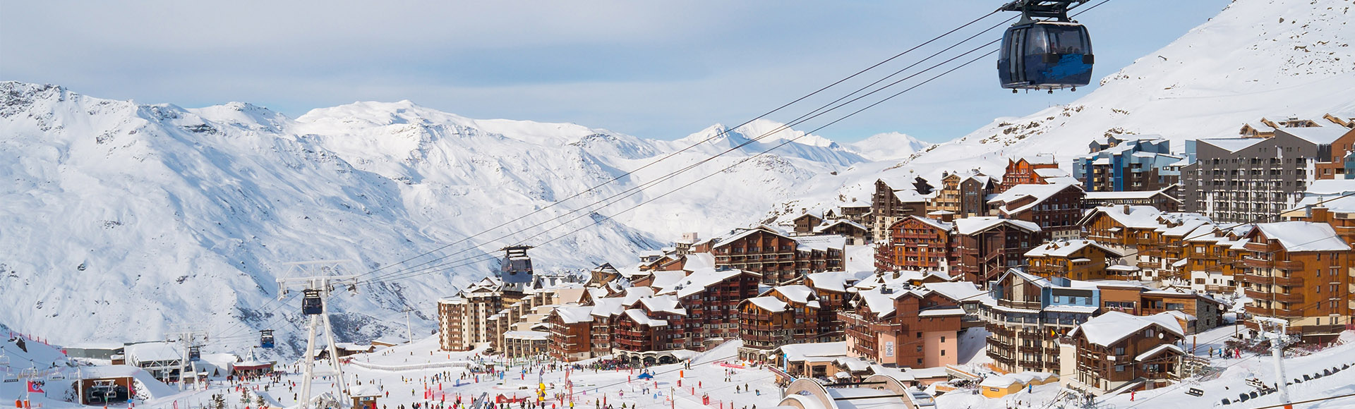 Skireiser til Val Thorens
