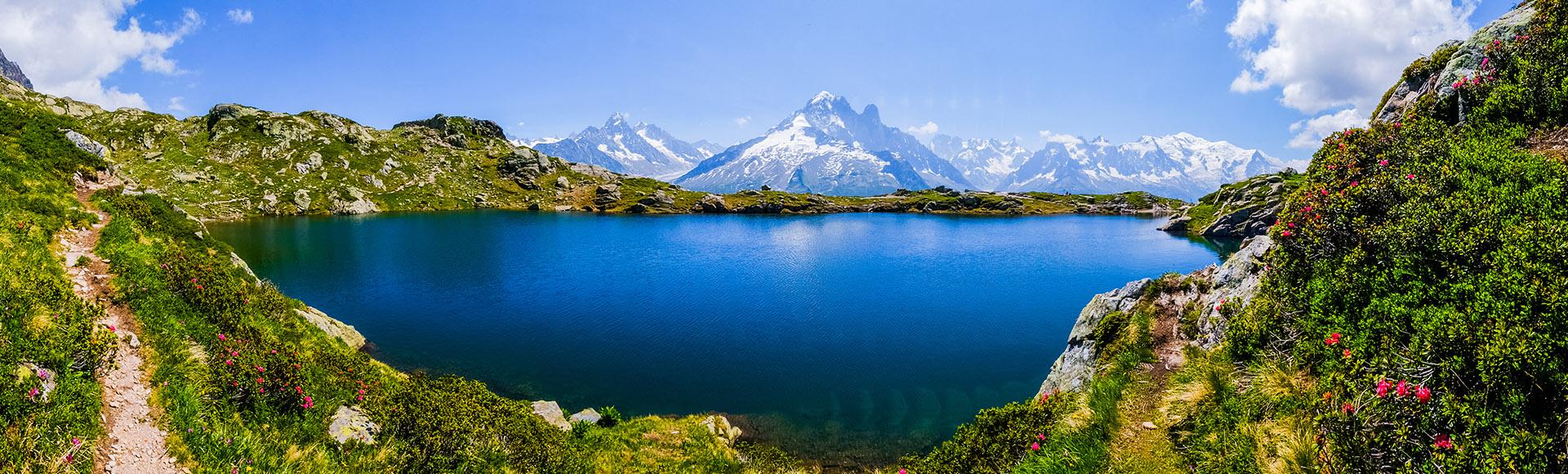 Sommerreiser Til De Franske Alpene