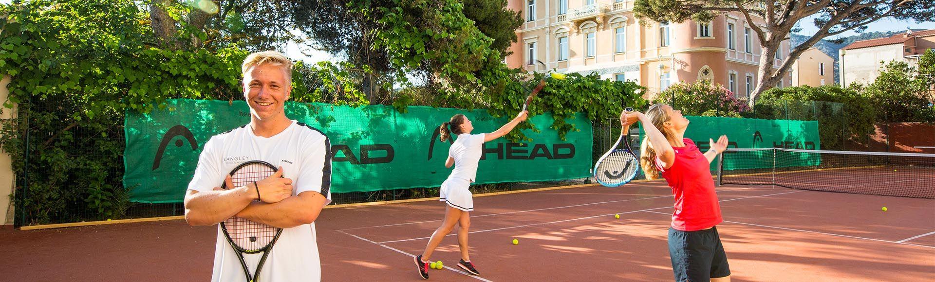 Tennis - Spela Tennis P U00e5 Semestern
