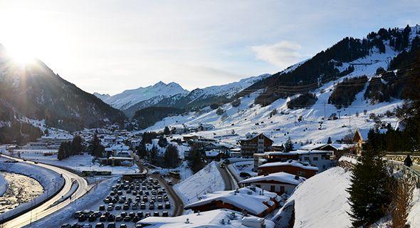 Skidresor Till Alperna