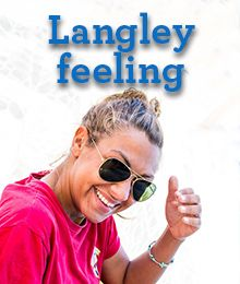 Langley feeling, langleyfeeling