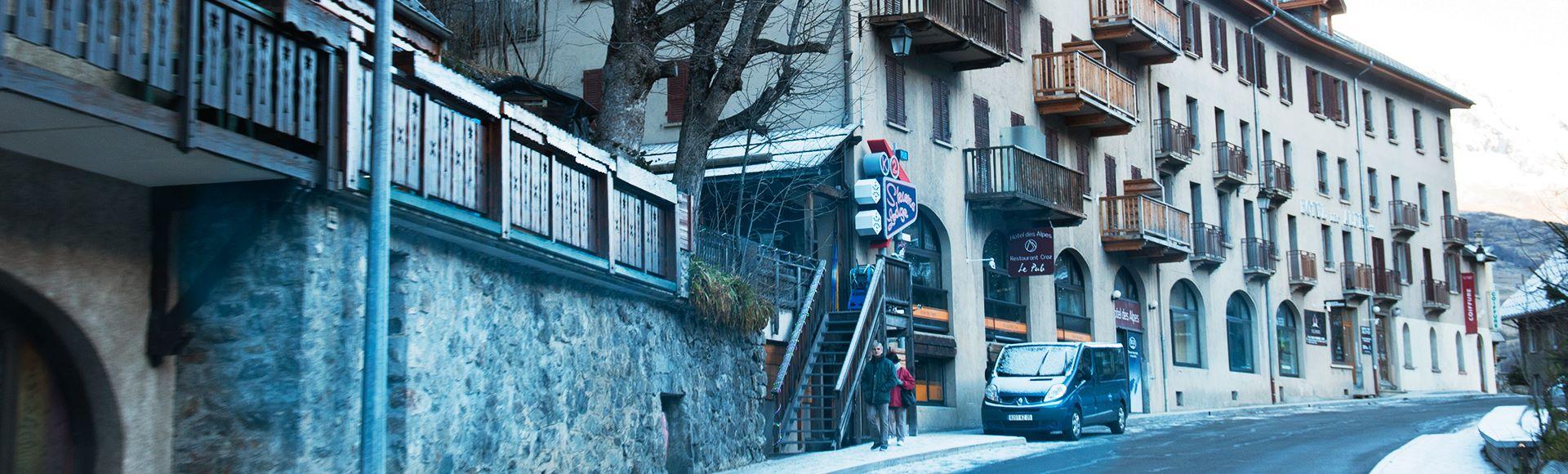 Skiers Lodge - Hotell I La Grave