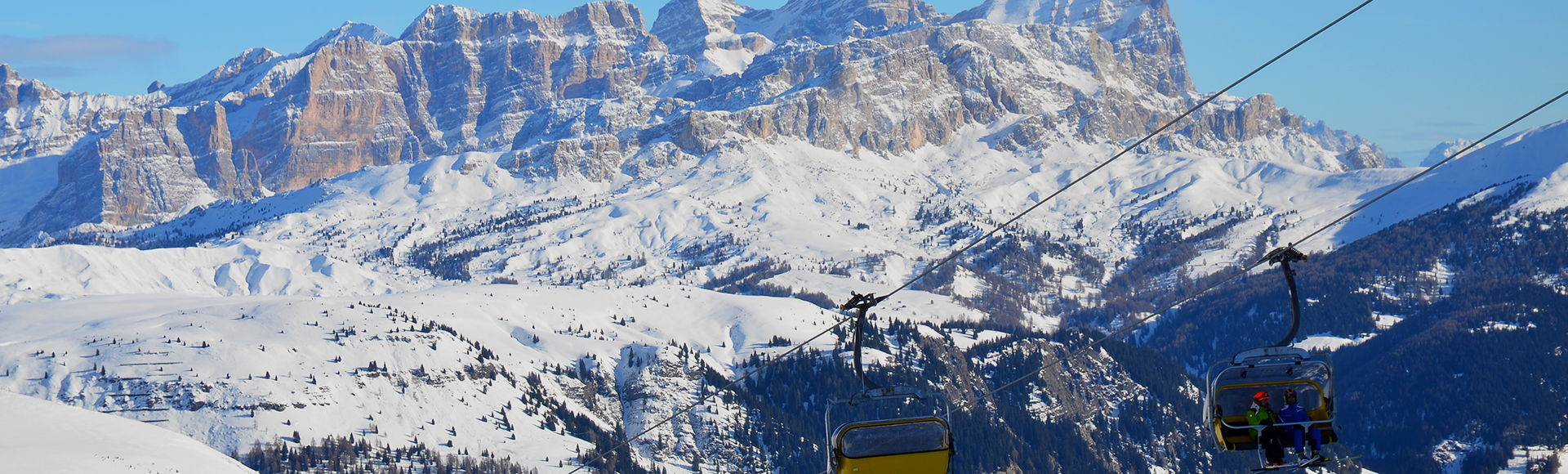 Skidresor Till Italien  Dolomiterna