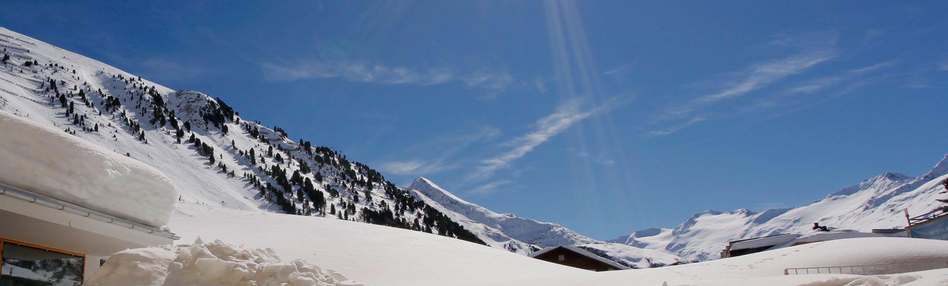 Skidresor Till Obergurgl I  U00d6sterrike