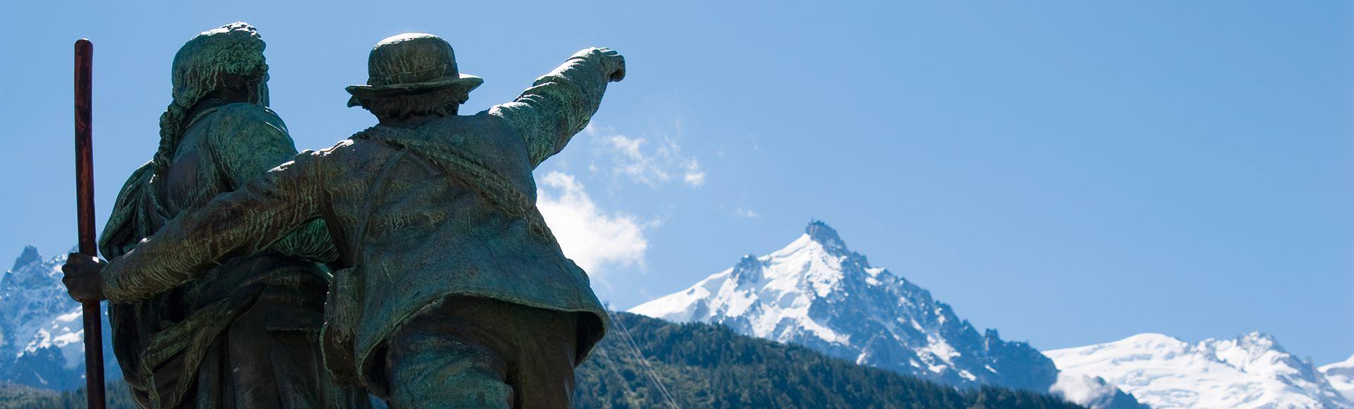 Solresor Till Franska Alperna