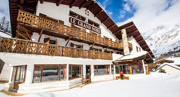 Langley Ski Lodge Grand Nord